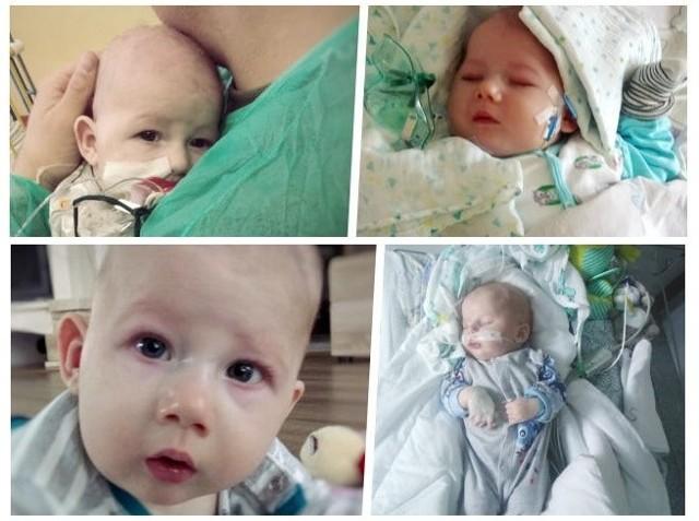 Operacja w Austrii może być jedyną szansą dla małego Ignasia i jego rodziców, jednak przeszkodą są ogromne pieniądze. Pomożecie?