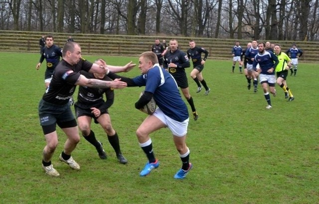 Zawodnicy BBRC pozostaną w drugiej lidze rugby