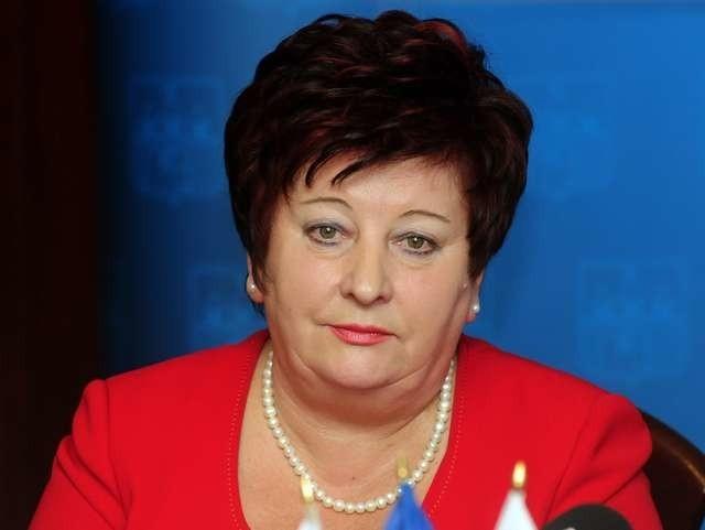 Grażyna Ciemniak wiceprezydentemGrażyna Ciemniak wiceprezydentem