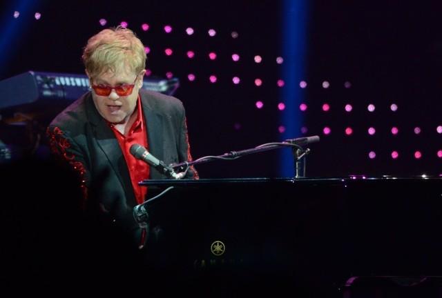 Elton John w Atlas Arenie
