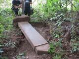 Szukali w Paczkowie wojennych grobów. Znaleźli poniemiecki pomnik