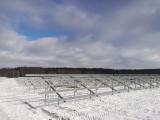 Największa w regionie farma fotowoltaiczna powstaje w Boguciacach koło Pińczowa. Mieszkańcy zapłacą mniej za prąd [WIDEO, ZDJĘCIA]