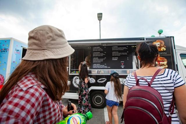 Do Olkusza 30.07.2021 zjadą food trucki