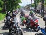 Wadowice. Setki motocyklistów na pogrzebie klubowego kolegi, który zginął w wypadku [ZDJĘCIA] 11.06.2021