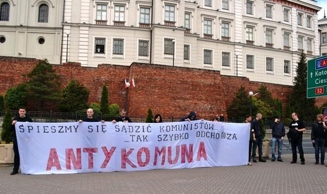 1 maja w Bielsku-Białej.