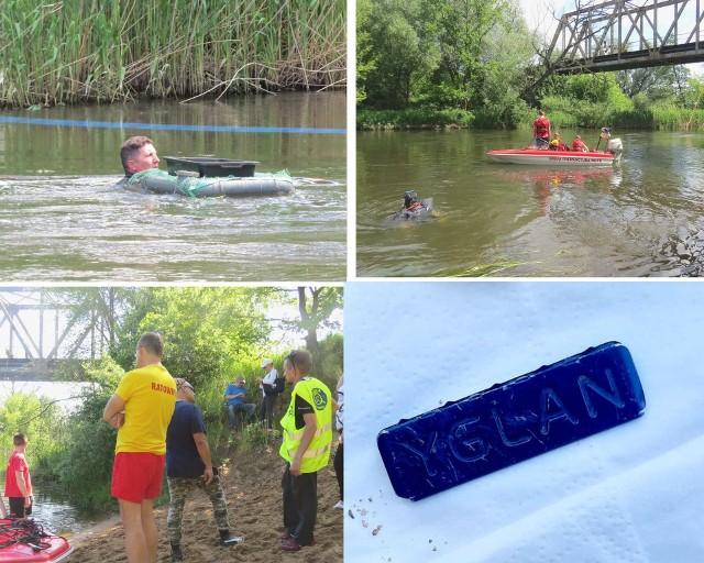 W sobotę 5 czerwca Fundacja na Tropie prowadziła poszukiwania, w trakcie których znaleziono klamrę od paska zaginionego Adriana Dudka