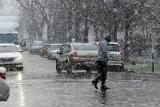 Śnieżyce i marznący deszcz na Dolnym Śląsku. Synoptycy alarmują