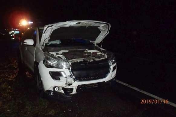 Wypadek na DK92 pod Słupcą wydarzył się w środę rano. Po zderzeniu trzech samochodów jedna osoba trafiła do szpitala.Przejdź do kolejnego zdjęcia --->