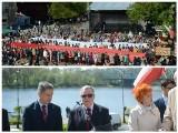 Dzień Flagi w Toruniu [zobacz zdjęcia]