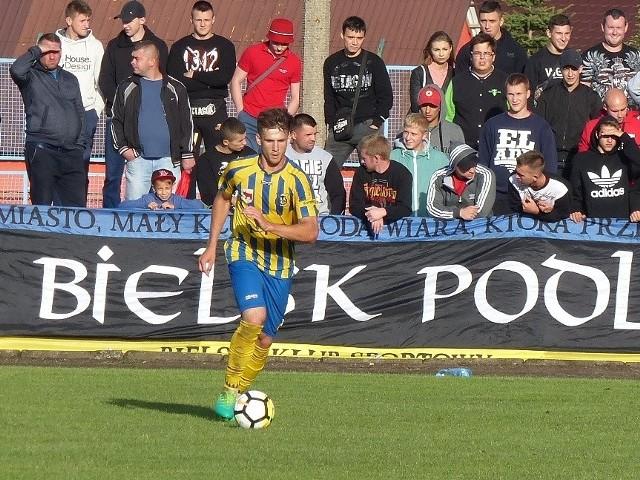 Tur Bielsk Podlaski - Polonia Warszawa 0:4