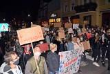 Strajk Kobiet w Nakle pełen emocji. W weekend kolejne protesty m.in. na rynku w Szubinie