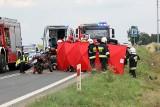 W te wakacje na drogach w Kujawsko-Pomorskiem zginęło już 28 osób! O 10 więcej niż przed rokiem