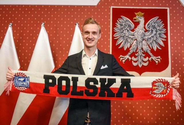 Jasmin Burić oficjalnie jest Polakiem