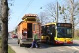 Awaria trakcji na Krakowskiej. Jeżdżą autobusy zastępcze