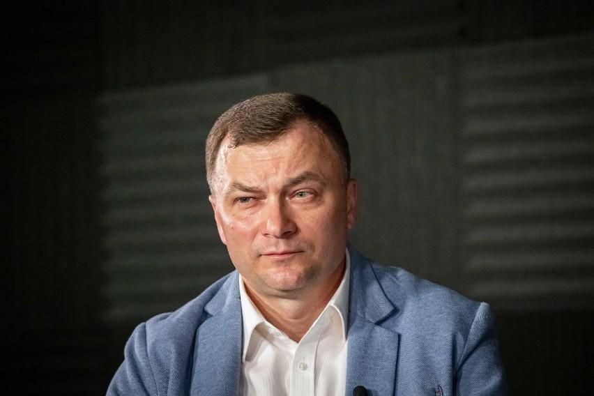 Jarosław Sadowski – wicedyrektor Wojewódzkiego Urząd Pracy w...