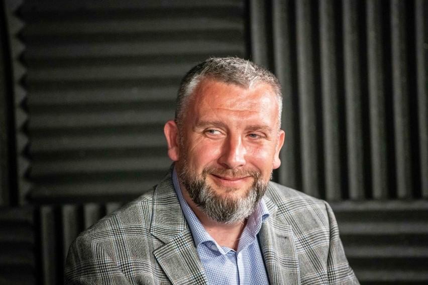 Krzysztof Czerech – zastępca dyrektora ds. Centrum...
