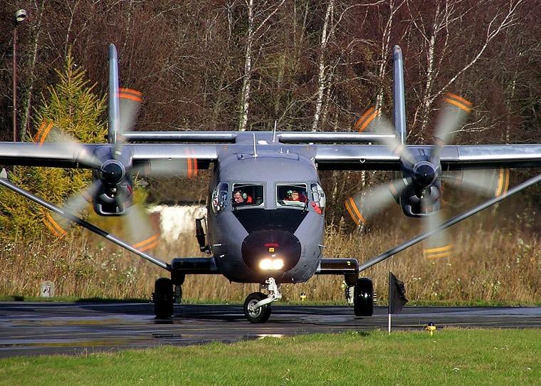 Samolot Bryza