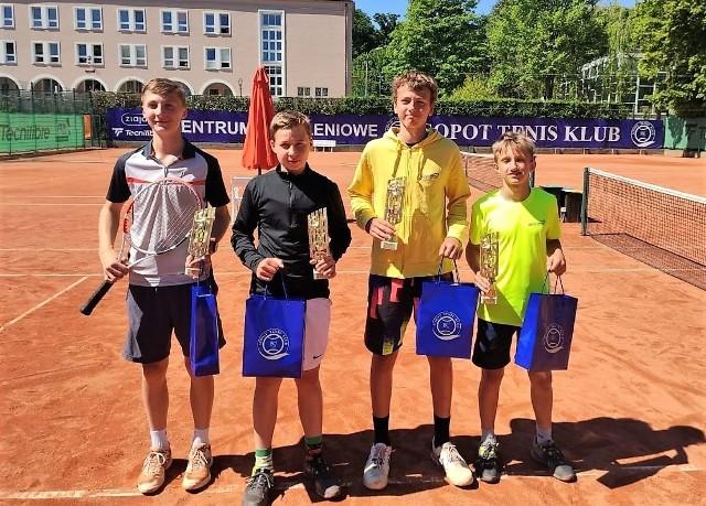 Tenisiści gorzowskiego klubu Top Tennis Player sięgnęli po kolejne sukcesy.