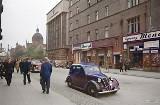 Katowice przed wojną na kolorowych zdjęciach. Pokolorowaliśmy archiwalne fotografie Katowic. Zobaczcie, jak sugestywnie wygląda miasto!