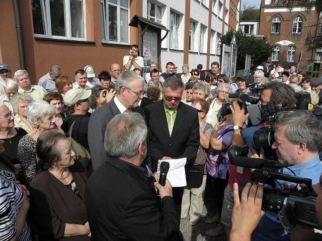 Mieszkańcy InowrocławiaInowrocław: czynsze za mieszkania komunalne będą niższe