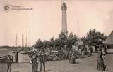 """Chorzelin - dzielnica Świnoujścia, która po wojnie została zrównana z ziemią. Zobaczcie """"Świnoujską Atlantydę"""""""