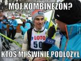 Piotr Żyła lata w Planicy jak szalony! MEMY Skoczek narciarski z Wisły - pogromca skoczni, dziennikarzy i damskich serc 25.03.2021
