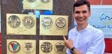 Patryk Dudek na Festiwalu Gwiazd Sportu w Dziwnowie. W Alei Gwiazd Sportu zawisł medal mistrzostw świata żużlowca Falubazu Zielona Góra