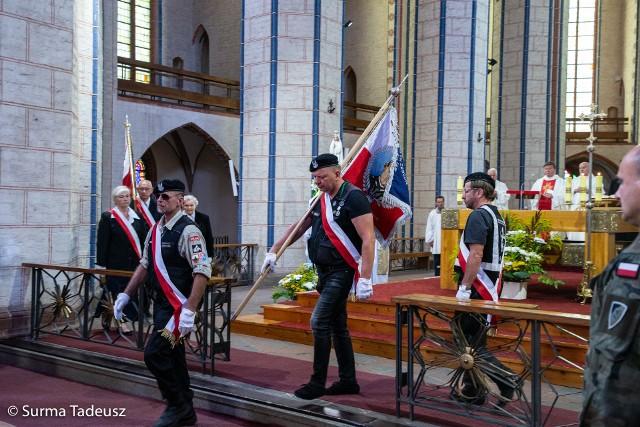 Oficjalne stargardzkie uroczystości były w kolegiacie i przed pomnikiem patriotycznym