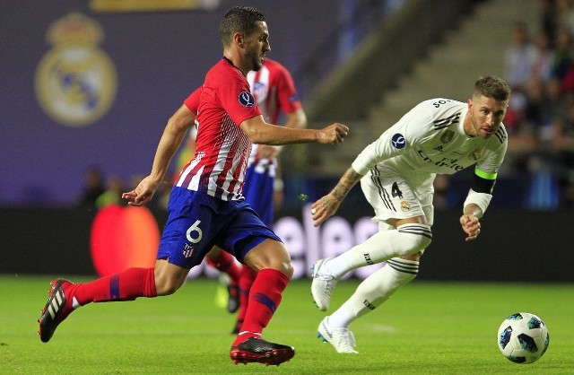 Atletico Madryt zdobyło Superpuchar