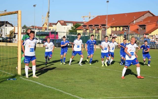 Za nami już 2. kolejka zmagań w 4 lidze. Rzeczy szczególnie warte odnotowania w tej serii gier wydarzyły się w Głubczycach oraz Ozimku.