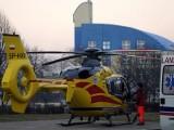 Eurocopter w czasie pracy (zdjęcia)