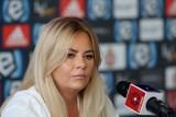 Wisła Kraków domaga się ponad pół miliona złotych od Marzeny Sarapaty-Czekaj