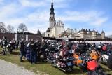 Częstochowa. 18 kwietnia kolejna pielgrzymka motocyklistów na Jasną Górę? Organizatorzy Zjazdu Gwiaździstego prawdopodobnie zmienią plany
