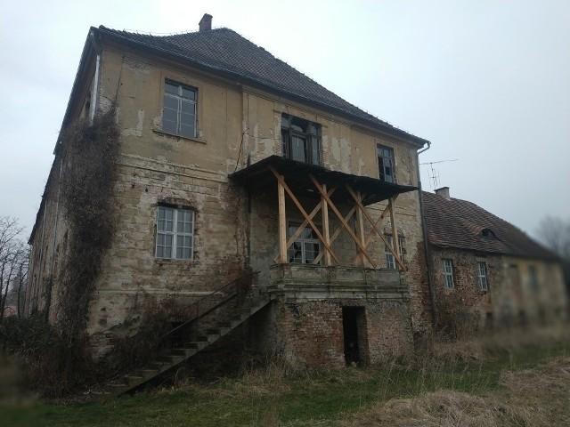 Pałac w Bieczu czeka jeszcze daleka droga, aby nazwać go odrestaurowanym
