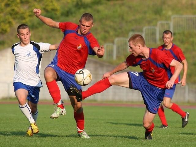 Gryf Słupsk zagra w Bałtyckiej III lidze.