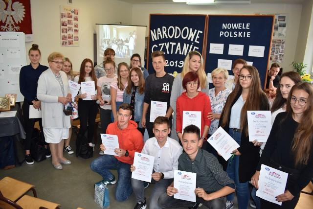 Narodowe Czytanie w makowskim ŻAK-u odbyło się 10 września