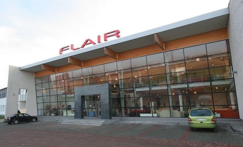 Na nową drogę może liczyć fabryka Flair.