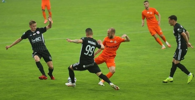 Mecz bezstresowy ŁKS Łódź w  Płocku