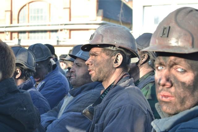 Górnicy protestowali, ponieważ walczyli o swoje miejsca pracy. Swój cel osiągnęli