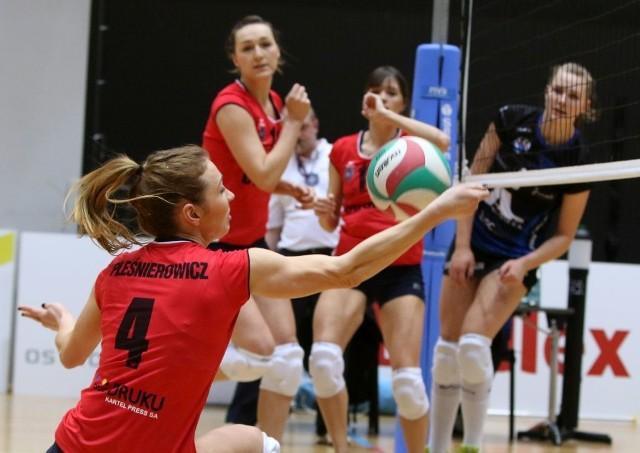 Marlena Pleśnierowicz może odejść z Budowlanych Volley Toruń.