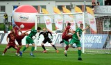 eWinner 2 Liga. Chojniczanka Chojnice na koniec sezonu zremisowała z Górnikiem Polkowice. Teraz rozgrywać będzie baraże ZDJĘCIA