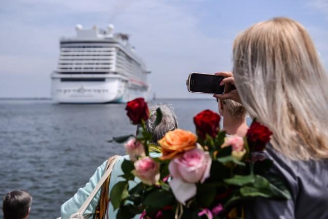 Norwegian Getaway zacumuje w Gdyni już wkrótce