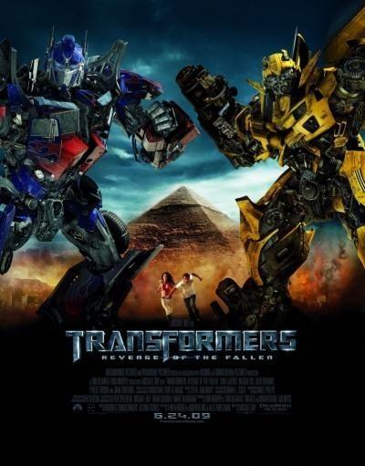 """""""Transformers. Zemsta upadłych"""" w kinie """"Narew"""" w Pułtusku"""