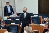 Senat przyjął ustawę o budowie zabezpieczenia granicy polsko-białoruskiej