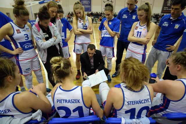 Aleksandra Zięborska zdobyła dla Enei AZS w piątkowym meczu aż 28 punktów