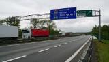 Wymiana dylatacji na węźle A4 Kraków Tyniec. Będą utrudnienia