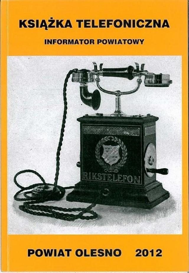 Tak wygląda rzekoma książka telefoniczna, która jest zwykłym bublem.