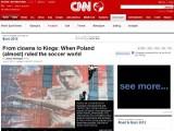 """CNN o polskiej piłce: """"Od klaunów do Królów: Kiedy Polska (prawie) rządziła futbolem"""""""