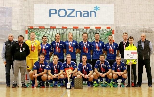 Grunwald Poznań po raz 18. mistrzem Polski