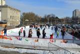 Pretensje do obsługi sztucznego lodowiska na Placu Piłsudskiego w Stalowej Woli